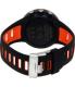 Suunto Men's Quest SS018518000 Black Rubber Quartz Watch - Back Image Swatch
