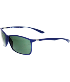 Ray-Ban Men's Liteforce RB4179-883/71-62 Blue Square Sunglasses