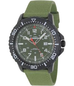 Timex Men's Expedition T49944 Green Nylon Analog Quartz Watch