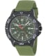 Timex Men's Expedition T49944 Green Nylon Analog Quartz Watch - Main Image Swatch