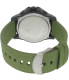 Timex Men's Expedition T49944 Green Nylon Analog Quartz Watch - Back Image Swatch
