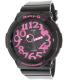 Casio Women's Baby-G BGA130-1B Black Resin Quartz Watch - Main Image Swatch