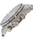 Casio Men's Edifice EF565D-1AV Silver Stainless-Steel Quartz Watch - Side Image Swatch
