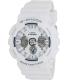 Casio Men's G-Shock GA120A-7A White Resin Quartz Watch - Main Image Swatch