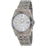 Casio Men's MTP1213A-7AV Silver Stainless-Steel Quartz Watch