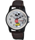 Disney Men's MCK617 Silver Nylon Analog Quartz Watch - Main Image Swatch