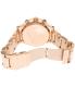 Nixon Men's 51-30 Chrono A083897 Rose-Gold Stainless-Steel Quartz Watch - Back Image Swatch
