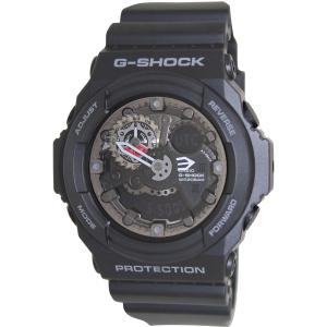 Casio Men's G-Shock GA300-1A Grey Plastic Quartz Watch