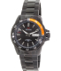 Precimax Men's Vintage Automatic PX13201 Black Stainless-Steel Automatic Watch - Main Image Swatch