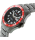 Precimax Men's Aqua Classic Automatic PX13224 Black Stainless-Steel Automatic Watch - Side Image Swatch