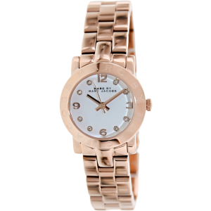 Marc by Marc Jacobs Women's Mini Amy MBM3078 Gold Stainless-Steel Quartz Watch
