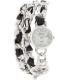 Geneva Platinum Women's 2283.ZEBRA Silver Stainless-Steel Quartz Watch - Main Image Swatch