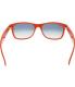 Ray-Ban Men's New Wayfarer RB2132-789/3F-55 Orange Wayfarer Sunglasses - Back Image Swatch