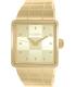 Nixon Men's Quatro A013502 Gold Stainless-Steel Quartz Watch - Main Image Swatch