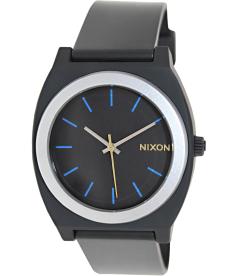 Nixon Men's Time Teller P A1191529 Black Plastic Quartz Watch