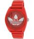 Adidas Men's Santiago ADH6168 Red Rubber Quartz Watch - Main Image Swatch