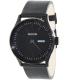 Nixon Men's Sentry Leather A105001 Black Leather Quartz Watch - Main Image Swatch