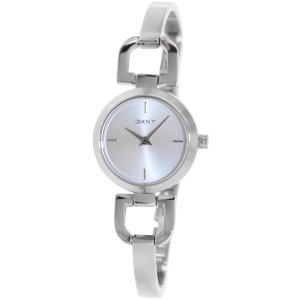 Dkny Women's D-Link NY8540 Silver Stainless-Steel Analog Quartz Watch