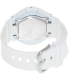 Casio Women's Baby-G BGA131-7B2 Pink Plastic Analog Quartz Watch - Back Image Swatch
