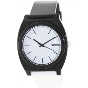 Nixon Men's Time Teller P A119005 Multi Plastic Quartz Watch