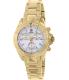 Swiss Precimax Women's Manhattan Elite SP12186 Gold Stainless-Steel Swiss Chronograph Watch - Main Image Swatch
