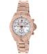 Swiss Precimax Women's Manhattan Elite SP12189 Rose Gold Stainless-Steel Swiss Chronograph Watch - Main Image Swatch
