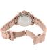 Swiss Precimax Women's Manhattan Elite SP12189 Rose Gold Stainless-Steel Swiss Chronograph Watch - Back Image Swatch