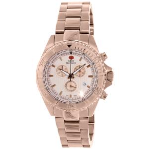 Swiss Precimax Men's Maritime Pro SP12195 Rose-Gold Stainless-Steel Swiss Chronograph Watch