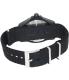 Victorinox Swiss Army Men's Original 241517 Black Nylon Swiss Quartz Watch - Back Image Swatch