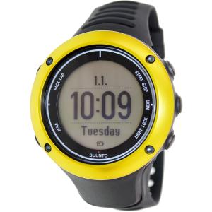 Suunto Men's Ambit2 SS020133000 Digital Resin Quartz Watch