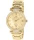 Precimax Women's Siren Diamond PX13334 Gold Stainless-Steel Quartz Watch - Main Image Swatch