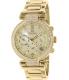 Precimax Women's Siren Elite PX13339 Gold Stainless-Steel Quartz Watch - Main Image Swatch