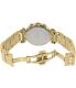 Precimax Women's Siren Elite PX13339 Gold Stainless-Steel Quartz Watch - Back Image Swatch