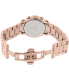 Swiss Precimax Women's Tribeca Elite SP13323 Rose Gold Stainless-Steel Swiss Chronograph Watch - Back Image Swatch