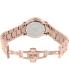 Swiss Precimax Women's Tribeca Diamond SP13328 Rose Gold Stainless-Steel Swiss Quartz Watch - Back Image Swatch