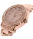 Swiss Precimax Women's Tribeca Diamond SP13328 Rose Gold Stainless-Steel Swiss Quartz Watch - Side Image Swatch