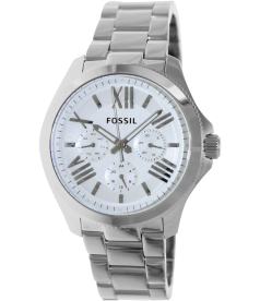 Fossil Women's Cecile AM4509 Silver Stainless-Steel Quartz Watch