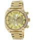 Diesel Men's Overflow DZ4299 Gold Stainless-Steel Quartz Watch - Main Image Swatch