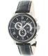 Casio Men's Beside BEM507BL-1AV Black Leather Quartz Watch - Main Image Swatch