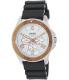 Casio Men's MTD1075-7AV Black Plastic Quartz Watch - Main Image Swatch