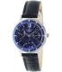 Casio Women's Sheen SHE3028L-2A Black Leather Quartz Watch - Main Image Swatch