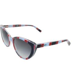 Dolce & Gabbana Women's  DG4181P-2719/8G-56 Clear Cat Eye Sunglasses