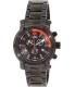 Swiss Precimax Men's Volt Pro SP13085 Black Stainless-Steel Swiss Chronograph Watch - Main Image Swatch
