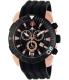 Swiss Precimax Men's Recon Pro Sport SP13117 Black Polyurethane Swiss Chronograph Watch - Main Image Swatch