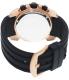 Swiss Precimax Men's Recon Pro Sport SP13117 Black Polyurethane Swiss Chronograph Watch - Back Image Swatch