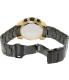 Swiss Precimax Men's Recon Pro SP13124 Black Stainless-Steel Swiss Chronograph Watch - Back Image Swatch