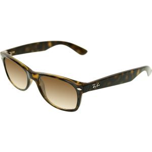Ray-Ban Men's New Wayfarer RB2132-710/51-52 Tortoiseshell Wayfarer Sunglasses