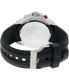 Nautica Men's Nst A29520G Black Rubber Quartz Watch - Back Image Swatch