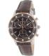 Bulova Women's Diamond 98R160 Brown Leather Quartz Watch - Main Image Swatch