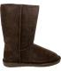 Bearpaw Women's Emma Mid-Calf Suede Boot - Side Image Swatch